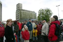 Die Teilnehmergruppe