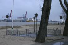 Strand und Weser